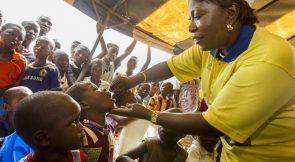 African Region Certified Wild Polio-Free
