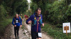 Wet, Windy Weather Didn't Put Off Clarendon Marathon Runners