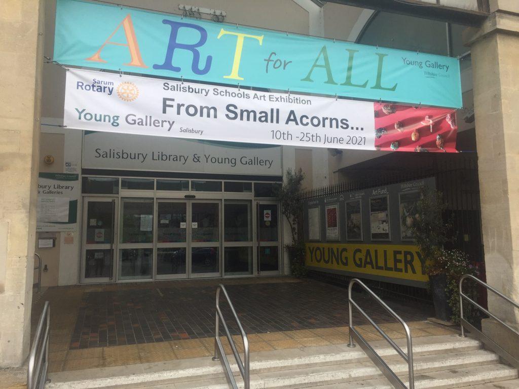 Sarum-Rotary-Sponsors-Schools-Art-Exhibition