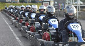 Sarum Rotary Charity Karting Event Raises £1900